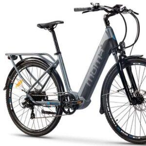 Bicicleta eléctrica Moma Urbana EBIKE-28 Pro