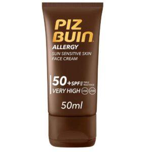 Crema solar facial para hacer deporte de alta protección