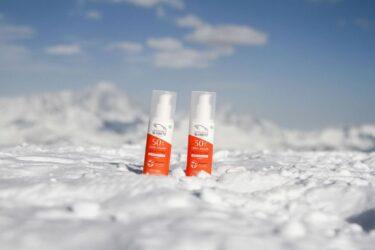 Cremas solares faciales para hacer deporte