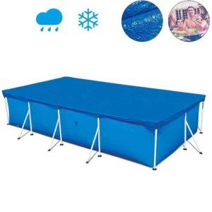 Cubierta de piscina impermeable