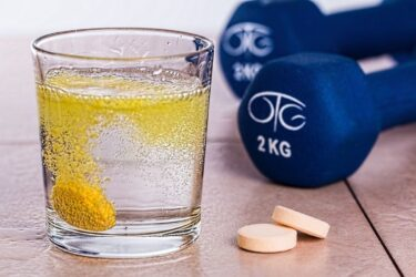 Los mejores complementos alimenticios para deportistas